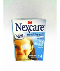 3M Nexcare Sensitive Skin Eye Patch (14 patches)