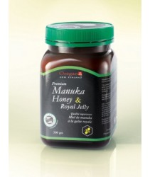 Oregan Premium Manuka Honey & Royal Jelly 500g