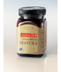 Oregan Active Manuka Honey 20+