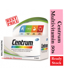 Centrum Multivitamin 30s