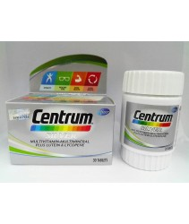 Centrum Silver Multivitamin 30s