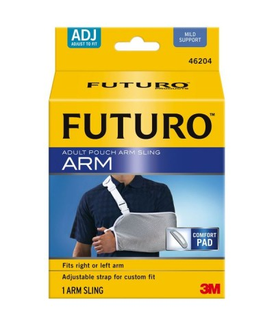 FUTURO Adult Pouch Arm Sling (Adjust to fit)