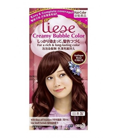 Liese Creamy Bubble Hair Color