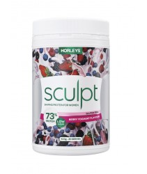 Horleys Sculpt Shaping Protein 500g - Berry Yoghurt Flavour
