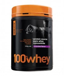 HORLEYS 100% Whey 340g (Chocolate/Vanilla)