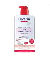 Eucerin pH5 Daily Washlotion 1000ml (Body Wash)