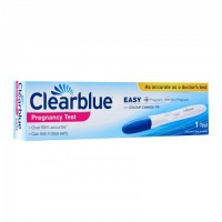 Clearblue Easy Pregnancy Test 1's (Ujian Kehamilan)