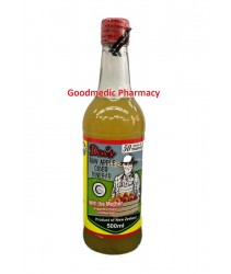 Don's Raw Apple Cider Vinegar 450ml - HALAL